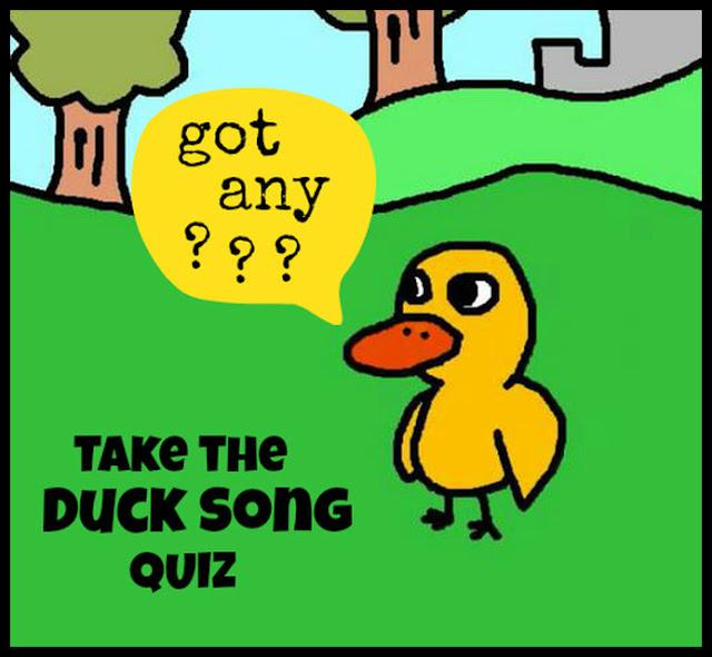 Duck Song Quiz