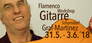 Flamenco-Gitarrenkurs 2018