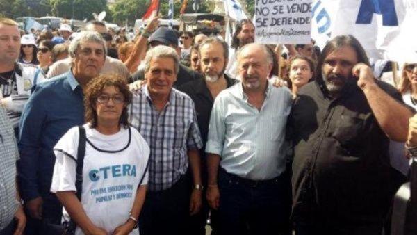 Continúan los ataques del Gobierno argentino contra sindicatos