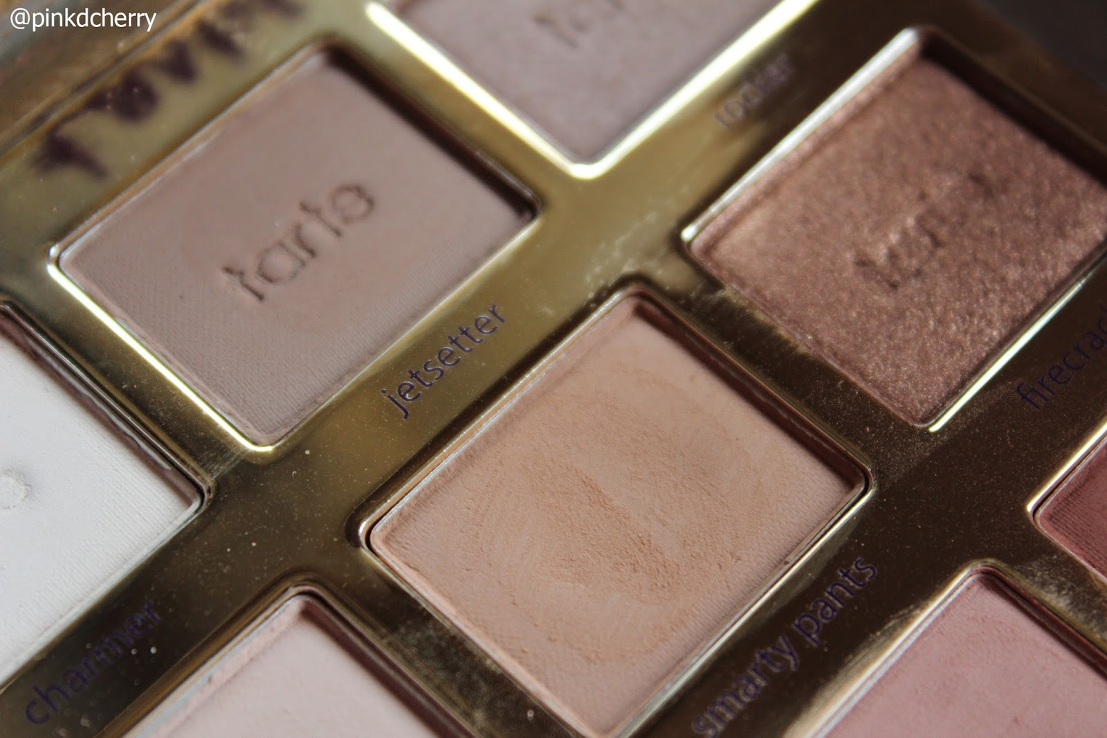 sombras paleta Tartelette in Bloom