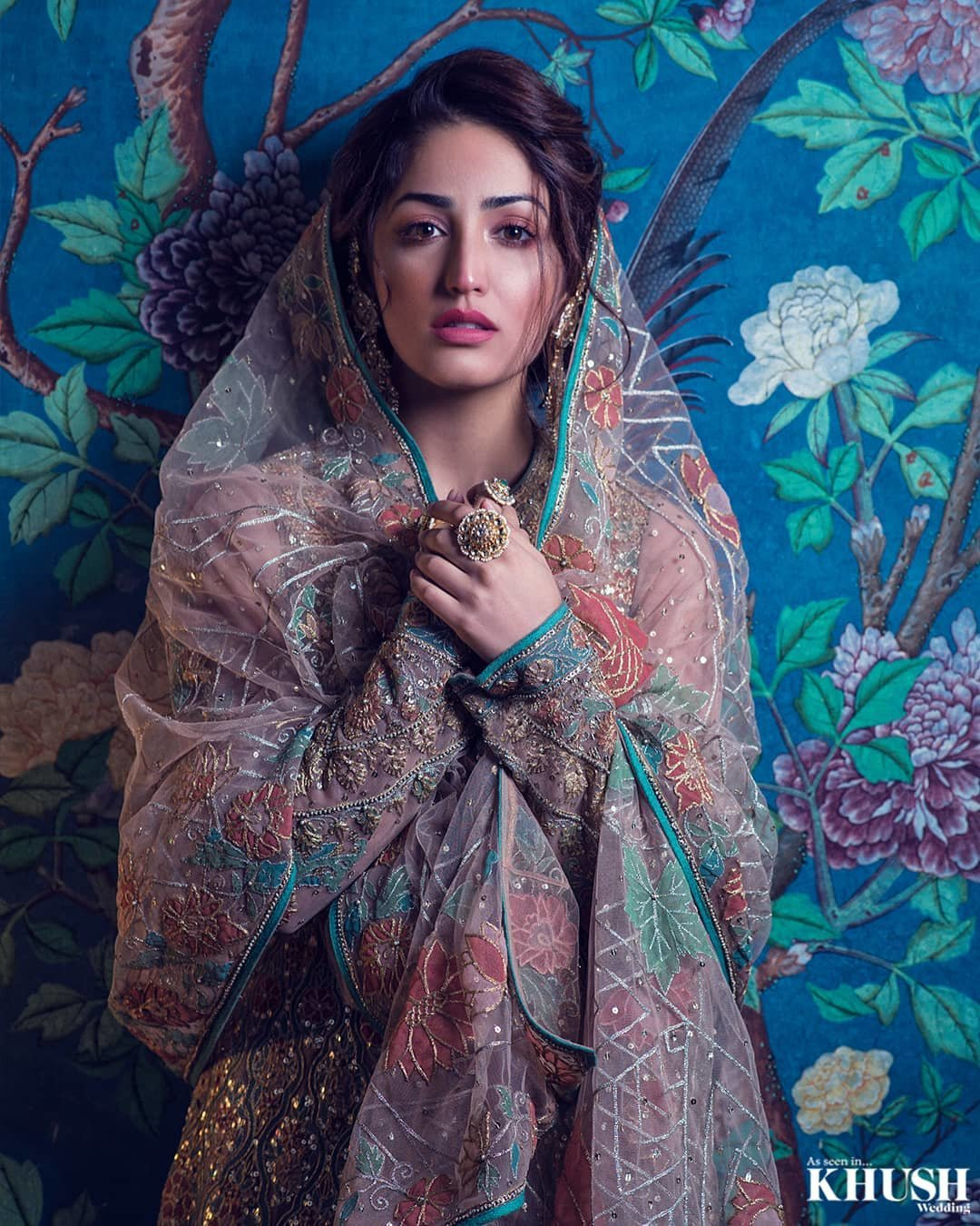 Yami Gautam For Khush Magazine Photoshoot