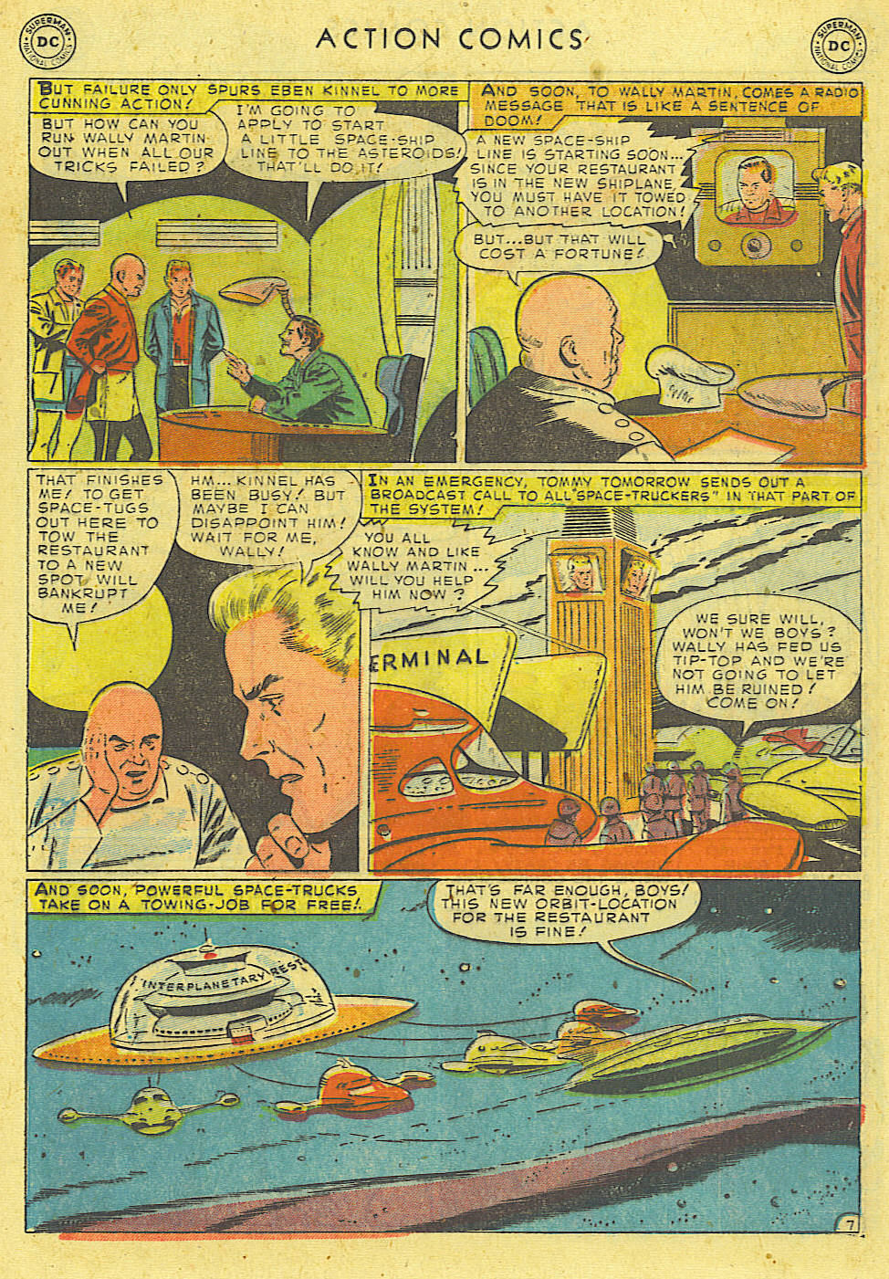 Action Comics (1938) 162 Page 17