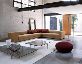 living room design what materials in harmony with each. Black Bedroom Furniture Sets. Home Design Ideas