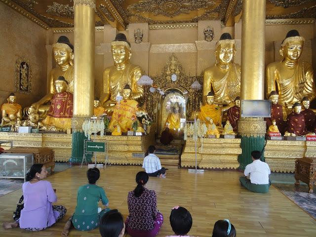 popular temple
