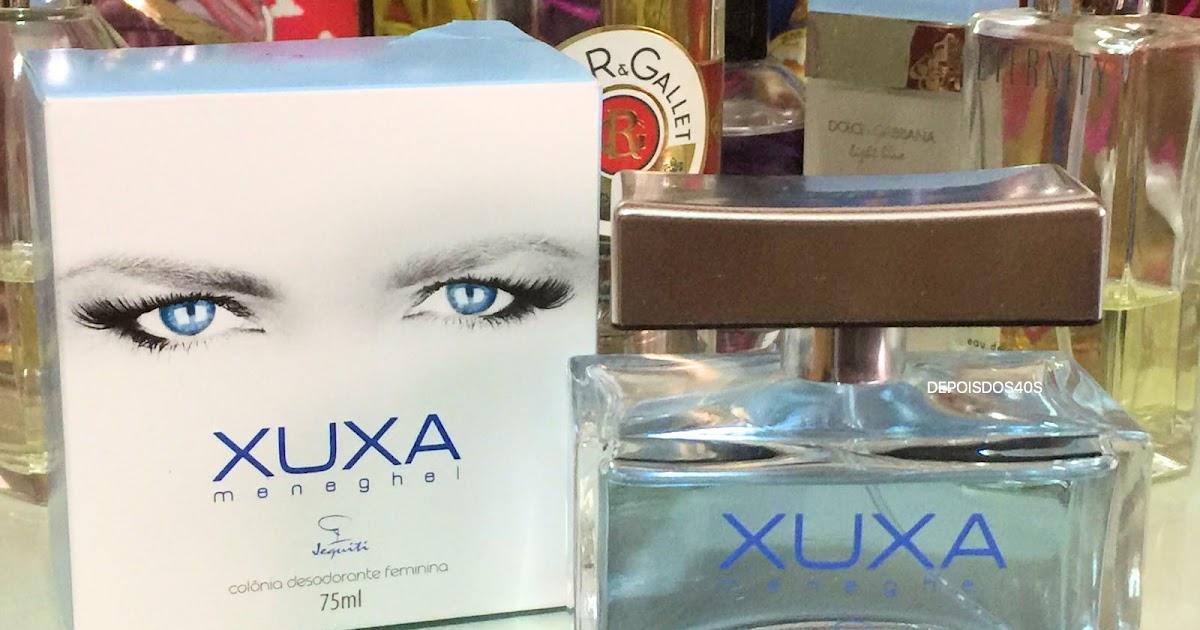 Depois Dos 40 S Perfume Xuxa Meneghel Jequiti