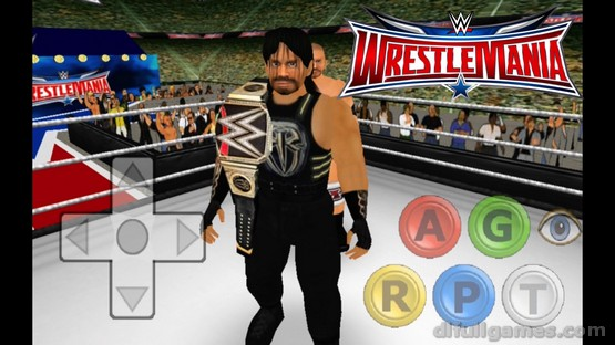WWE 2K18 Mod Android Game Free Download