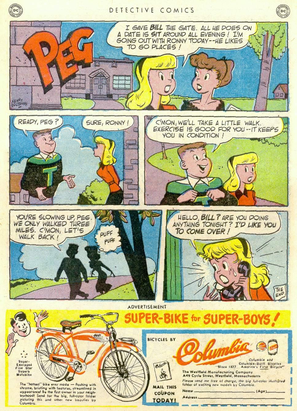 Read online Detective Comics (1937) comic -  Issue #163 - 38