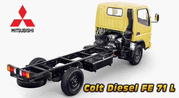 Harga Bekas Truk Diesel Bak Kayu
