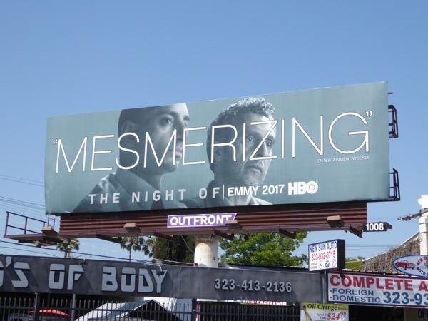 Night Of Mesmerizing Emmy billboard