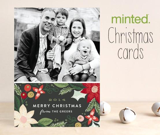 Minted Christmas Cards.Minted Christmas Cards The Scrap Shoppe