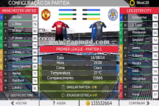 FTS Mod PES 2019 by MA Games