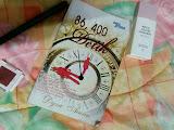 86, 400 Detik by Dyza Ainun
