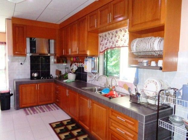 Model Kabinet Dapur Rumah Minimalis