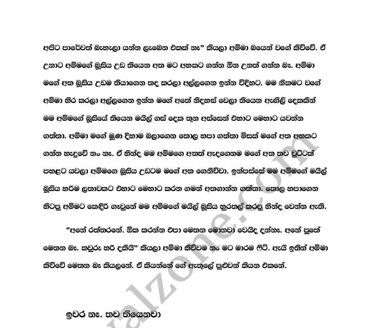 Ammage Amuthu Sellama 2