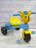 1 Junior T982 Rabbit Tricycle