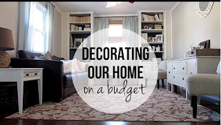 Decorating Our Home On A Budge