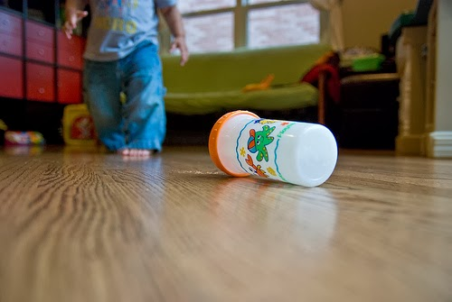 Sippy cup by Ramsey Beyer via Flickr