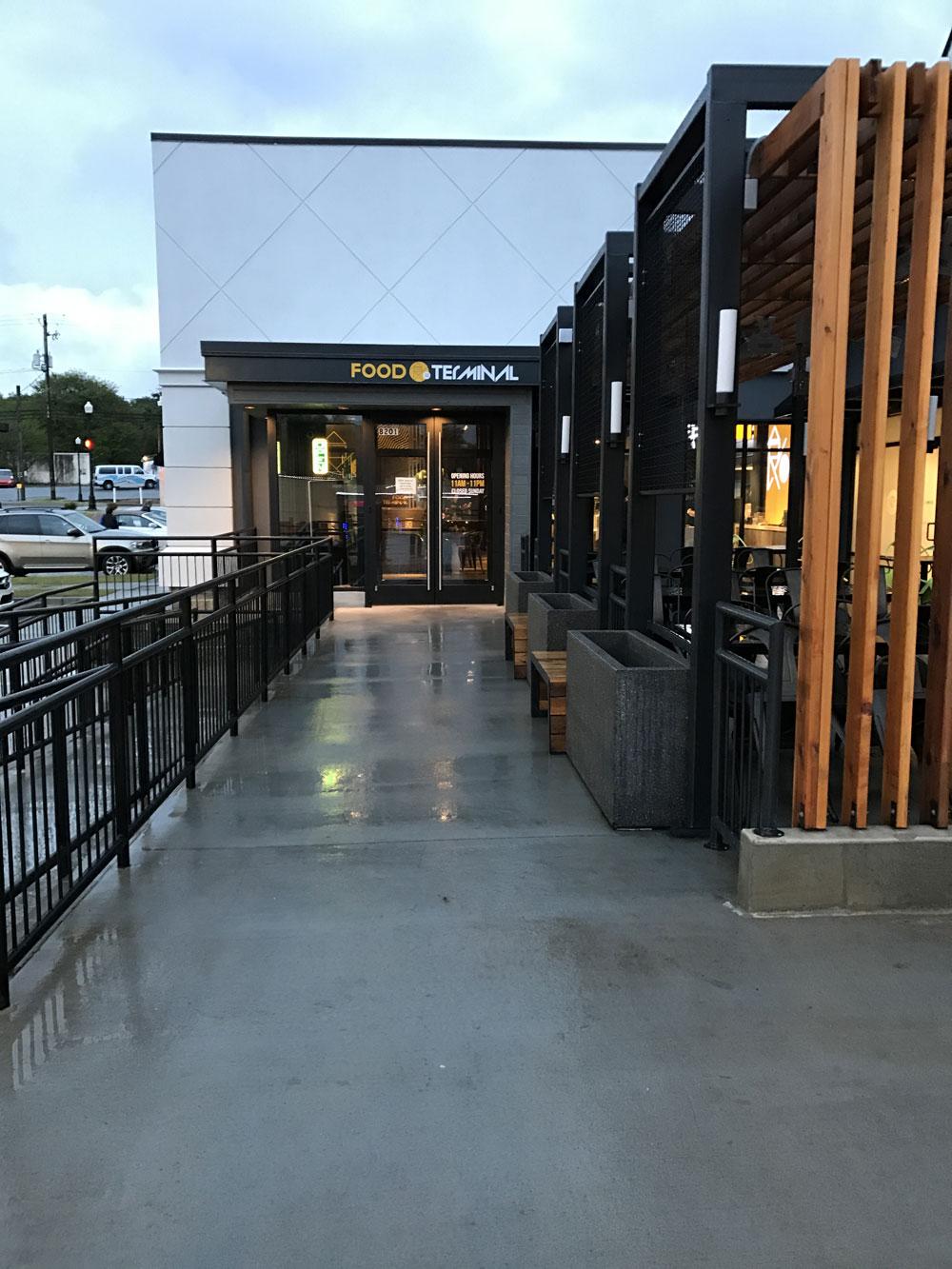 Independent Restaurant Review Food Terminal Chamblee Atlanta Georgia