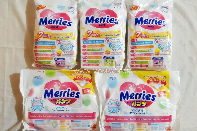 Merries Diaper, Japan's #1 Baby Diaper, Kao Corporation