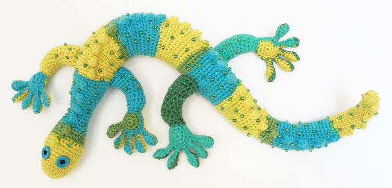 Blumenbunt Gecko Frecko Ist Wieder Da