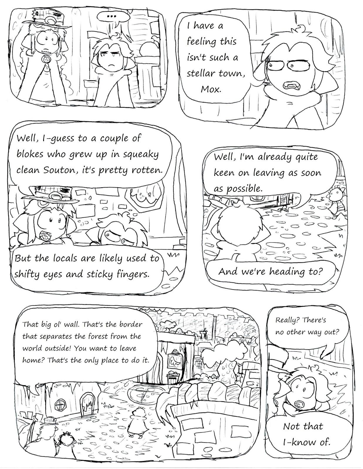 Deadpen Comics: Coward of Valor Volume Five