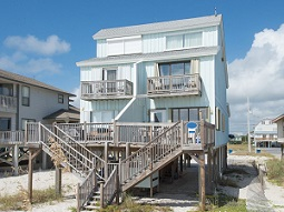 Beach Townhouse, Gulf Shores Alabama Vacation Home