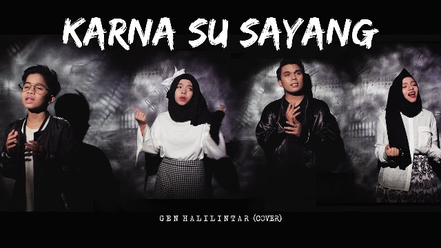 download lagu karna su sayang gen halilintar lirik mp3