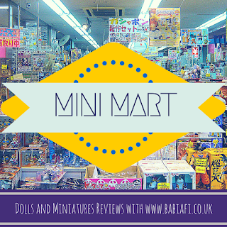 Mini Mart - Reviews of Dolls and Scale Miniatures