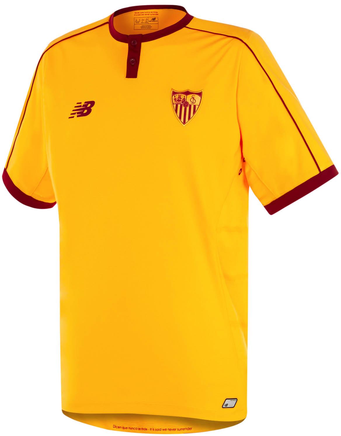 d867da7cb73 Fc Sevilla Trikot 17 18 – Verein Bild Idee
