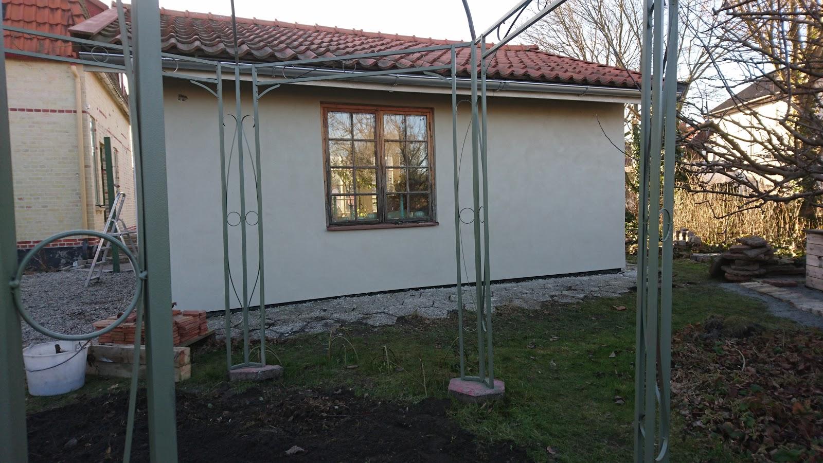Jugendhuset: stajla en rospergola från clas ohlson!