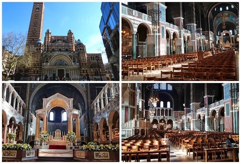 Diário de Bordo - 5 dias em Londres - Catedral de Westminster