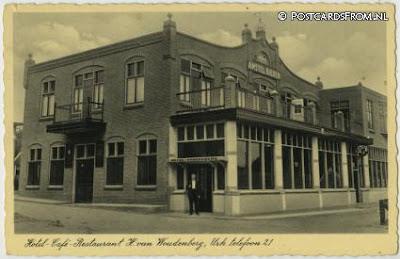 Hotel Woudenberg te Urk