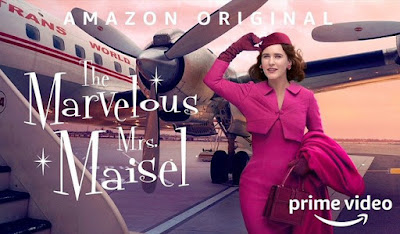 Tercera temporada de The Marvelous Mrs Maisel