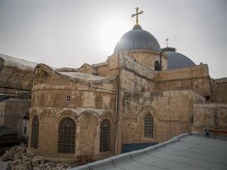 حكايات عن كنيسة القيامة