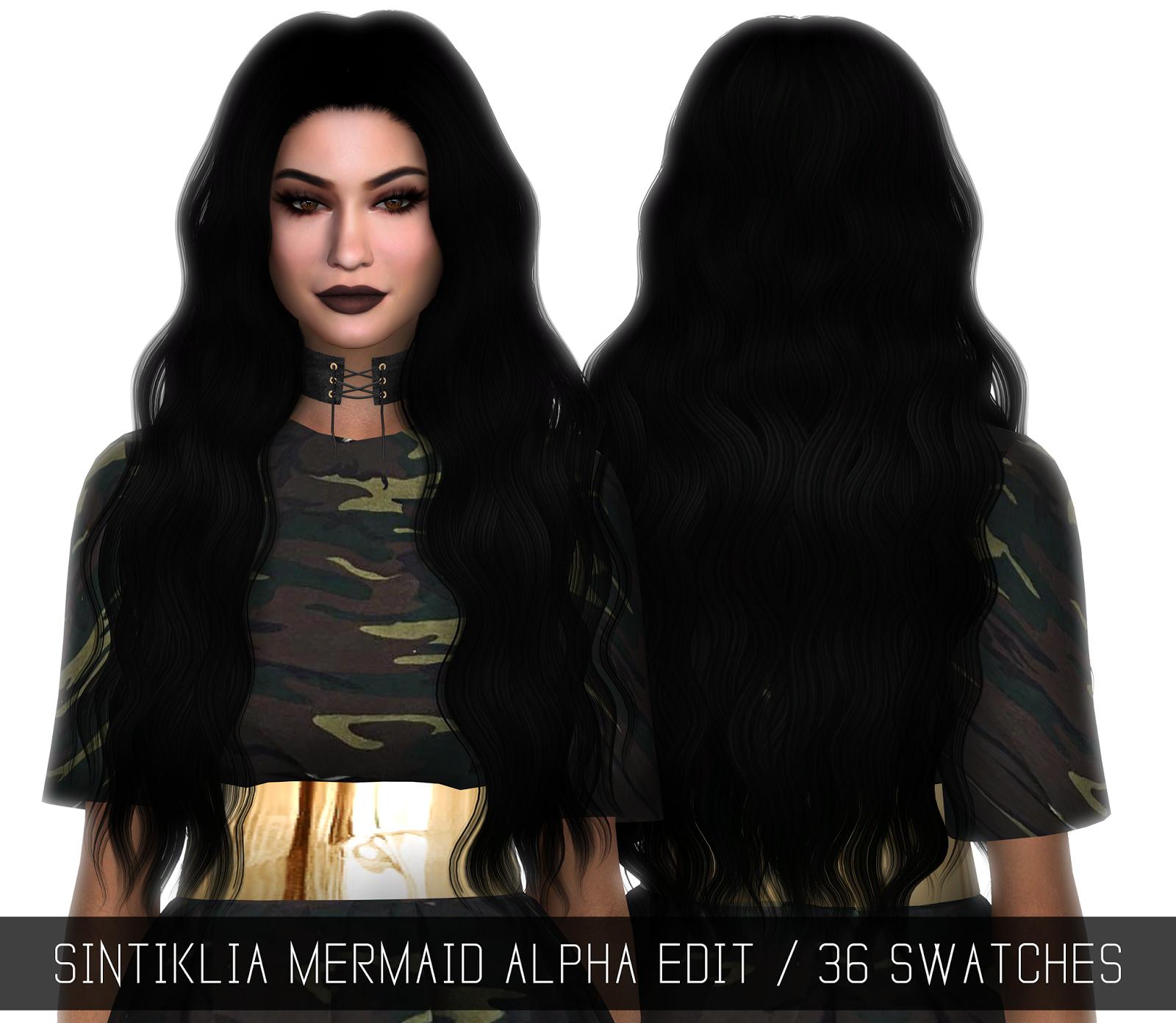 Sintiklia Mermaid Alpha Edit Simpliciaty