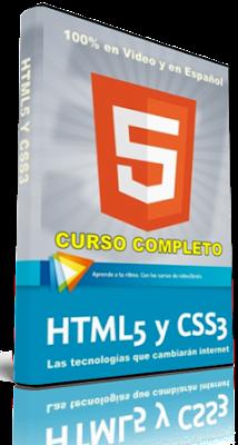 curso video2brain html5 y css3 2011 espaol