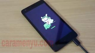 Cara Flash Xiaomi Redmi Note 4G (Satu Sim) Dan (Dual SIM)