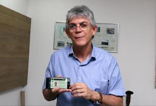 CNH digital começa a ser emitida a partir desta sexta-feira na Paraíba