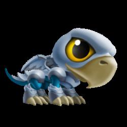 Dragon Drace apparence de l'enfant