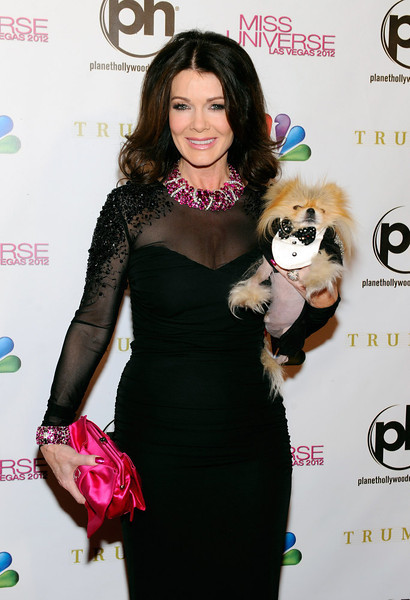 Lisa Vanderpump participou da mesa de jurados. Foto: David Becker/Getty Images
