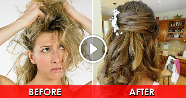Glam Bridesmaid Hair Style Tutorial By Kashee S Beauty Parlor
