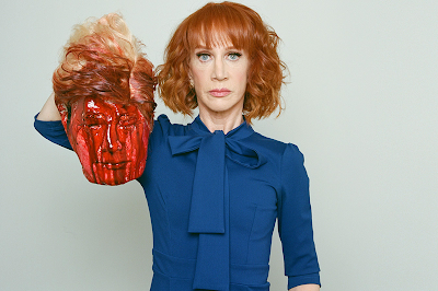 2aa - Kathy Griffin comedy tour shows canceled over Donald Trump 'severed head' photo