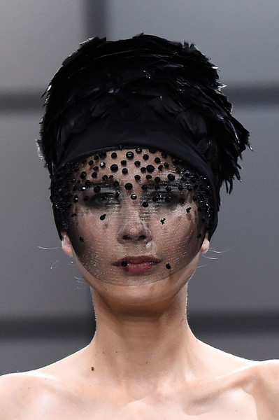 Giorgio Armani Prive Fall/Winter 2016-2017 Haute Couture - Paris Fashion Week