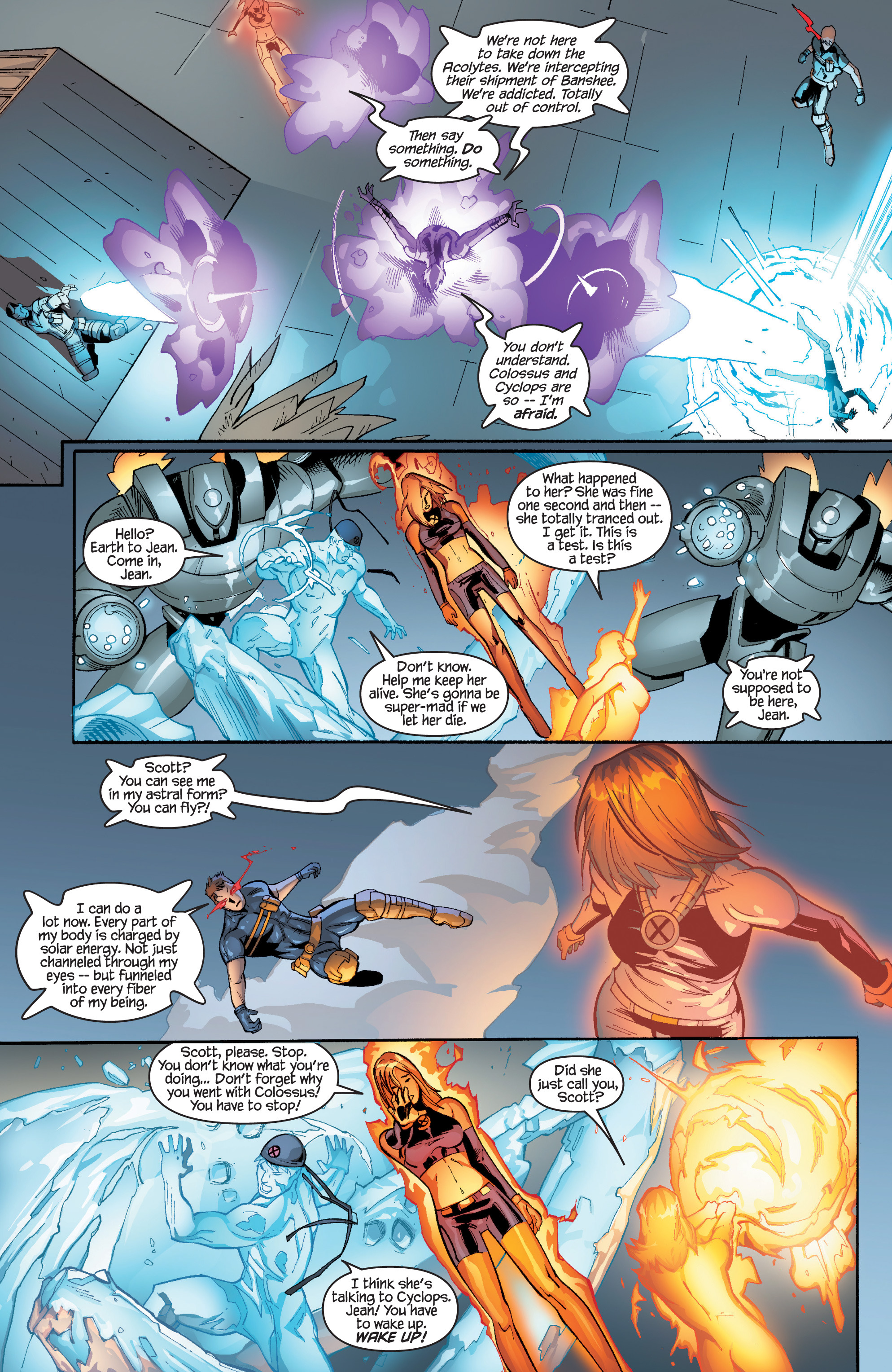 Read online Ultimate X-Men comic -  Issue #96 - 9