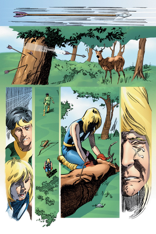 Thor (1998) Issue #44 #45 - English 8