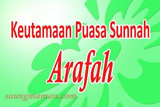Sunnah Arafah