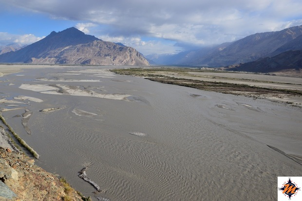 Nubra Valley, Shyok River