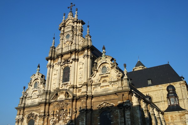 bruxelles église béguinage