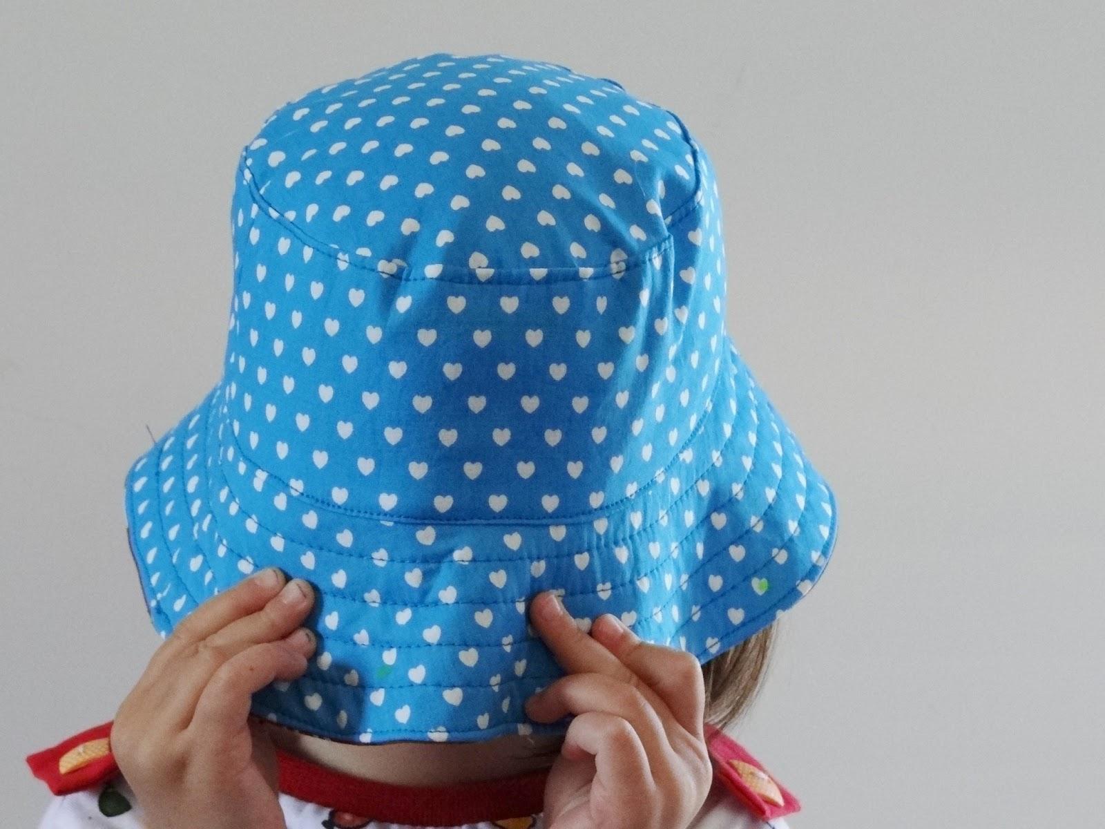 Atractivo Patrones De Costura Para Sombreros Bosquejo - Manta de ...