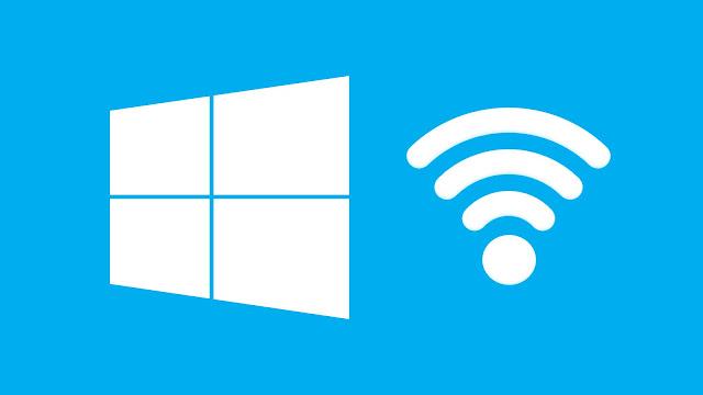 تحويل الكمبيوتر الى راوتر وايرلس بدون برامج